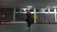 古典舞团扇 半壶纱