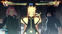 PS4《火影忍者终极风暴4博人传》新三忍第七班最强联手奥义演示
