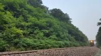 南京东宁芜ND5-0403牵引货列