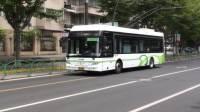 上海公交 巴士一公司 19路 J2B-0247