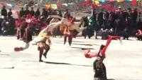 藏族锅庄舞视频(146)《仲达伊舞》(原生态)