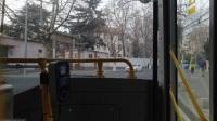【城市巴士】青岛公交370路 中山公园-宁夏路 比亚迪K9新车前方展望POV(运行演示)[VID_20180222_163021]