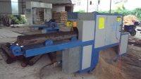 原木多片锯 木材加工 圆木加工  实木加工 木板加工 正启机械厂