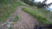 ALUTECH - SIEGI ZELLNER最新18年SCHLADMING公园速降DH山地车骑行POV!