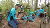 ZERODE - 新西兰ROTORUA森林TANIWHA全碳内变速ENDURO骑行!