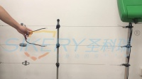 SIKERY-375 脉冲电子围栏报警演示