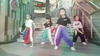少儿舞蹈、爵士舞《Young Gods》