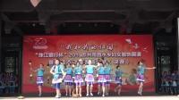2019苏州甪直连厢舞表演大赛. 1.甫田村幸福红歌连厢队《在希望的田野上》