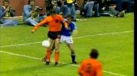 74世界杯 瑞典0-0荷兰 克鲁伊夫触球剪辑