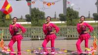 沈北新区喜洋洋广场舞《小苹果》表演:喜洋洋特技1080p