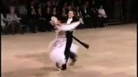 2010年世界摩登舞职业组-单人表演