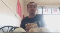 老宁波早餐店 品吃 甜味黑米粥 煎包煎饺 葱油大饼 包子 早点味美 吃的饱饱的 香呐!