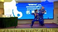 第六届健身气功交流比赛名家讲坛之八段锦_杨柏龙_第二式左右开弓似射雕