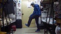 【刘卓教学18】breaking街舞:Toprock 10种常见经典舞步教学