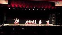 2012年12月15日岭南舞蹈大赛--珠江汉子(广州侨友)