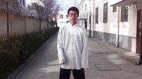 传统杨式太极拳85式---预备式01