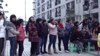 四川华新现代职业学院第二界寝室文化节开幕式