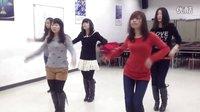 年会舞蹈排练