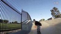 Nyjah Huston at Chino Skatepark