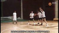 【五虎篮球】5防守—协防抢断球技巧