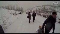GoPro HERO 3 摄像机拍摄-腊月第一天