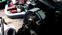 广东车主的摩托车点火器-本田P3修复后检测的视频