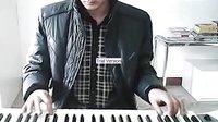 电子琴演奏(万水千山总是情)