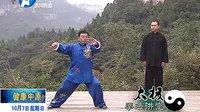 张东武 太极拳法讲堂-肘底看拳动作用法