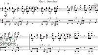 超级马里奥3背景音乐——第一世界(长笛版)