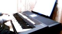 YAMAHA-PSRS650电子琴弹奏的《雨夜的浪漫》