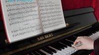 拜厄钢琴基本教程 3.右手触键