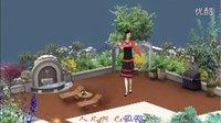 荆州雨荷广场舞《秋风无情》
