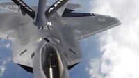 使命召唤2013  -KC-135给F-22空中給油