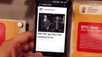 【中文首发】HTC ONE上手视频 by istevencom