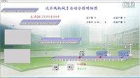 毕业设计:基于组态和PLC的流水线机械手自动分拣监控系统