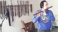 笛子循环换气与手指的灵活训练