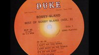 Bobby Bland - 36 - 22 - 36 - DUKE