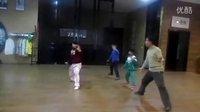陈家沟太极拳馆合肥分馆青少年1班学员上课实拍