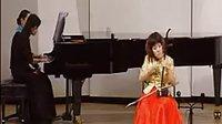 民乐获奖优秀学生独奏音乐会 阳光照耀在塔什库尔干 孙凰 二胡独奏(李宗谕钢琴伴奏)