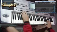 Korg PA 50  - Samples Forro - usando sample演奏