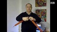 C035 圣诞老人烟囱02 魔术气球教程 魔法长条气球制作教学