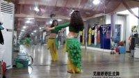 芜湖婷婷肚皮舞 快乐肚皮舞之《蛇舞》教学1