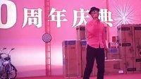 深圳市农民歌手王文正放歌沙井电子城十周年庆典