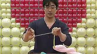 t043 弓箭 魔术气球教程 魔法长条气球制作教学 淘宝幻彩气球QQ1078052200