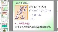 机械原理-机构自由度计算-new