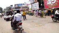 印度街景实拍--瓦拉纳西市