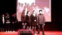 """武汉理工大学华夏学院经济与管理系""""青春之歌联谊会""""合唱《最初的梦想》"""