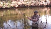 Tenkara fishing with Landon Lipke