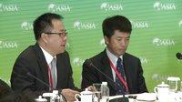 圆桌讨论5 汽车产业的开放与融合 2013博鳌亚洲论坛