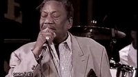 Bobby  Blue  Bland on CACE INT'L TV